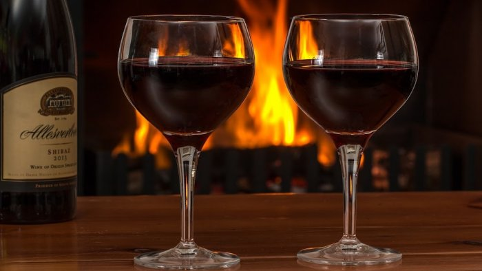Red Wine reduce for fat loss