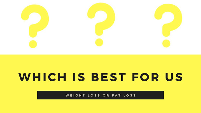 WEIGHT LOSS VS FAT LOSS - THE COMPLETE GUIDE