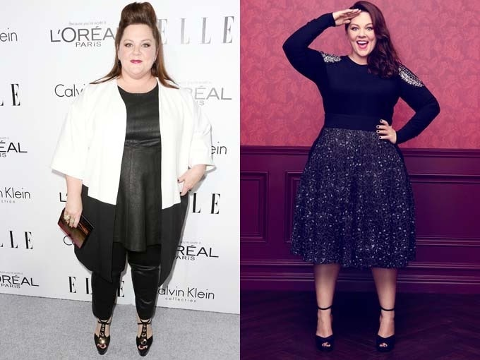 Before and After of Melissa Weight Loss