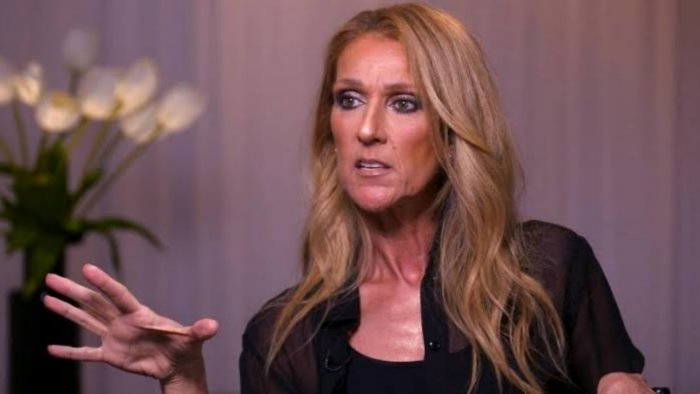 Celine Dion Explains Weight Loss