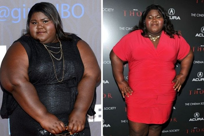 Gabourey Sidibe Weight Loss Before and After