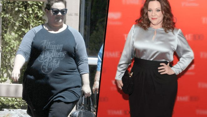 How Melissa McCarthy Lost Weight 2