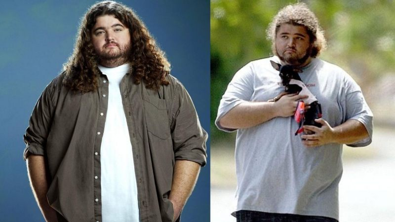 Jorge Garcia before and after of weight loss