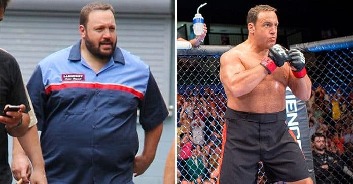 Kevin James Weight Loss Before and After