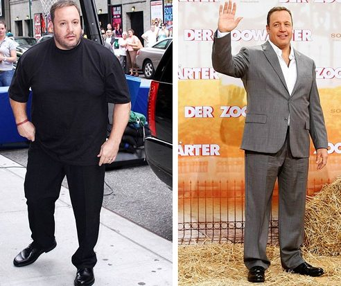 Kevin James Weight Loss Journey j