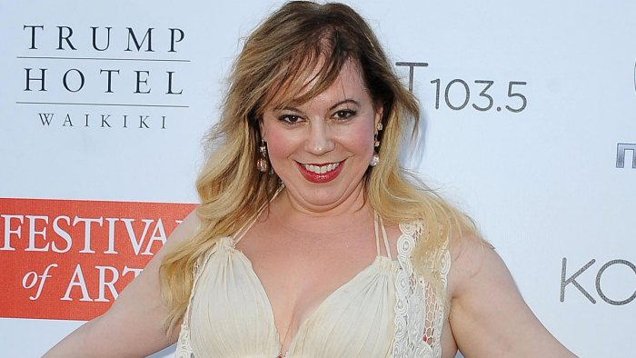 Kirsten Vangsness Weight Loss photo