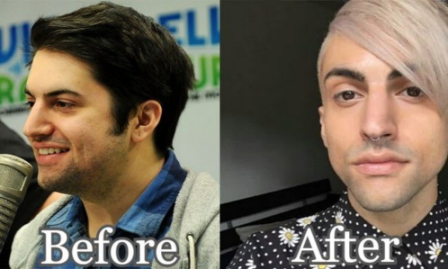 Mitch Grassi Before and After Weight Loss