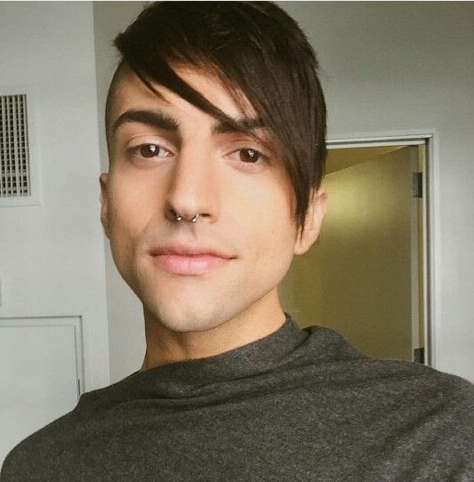 Mitch Grassi Weight Loss Pic 1