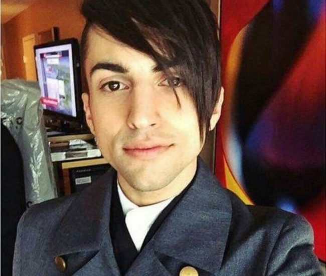 Mitch Grassi Weight Loss Pic 3