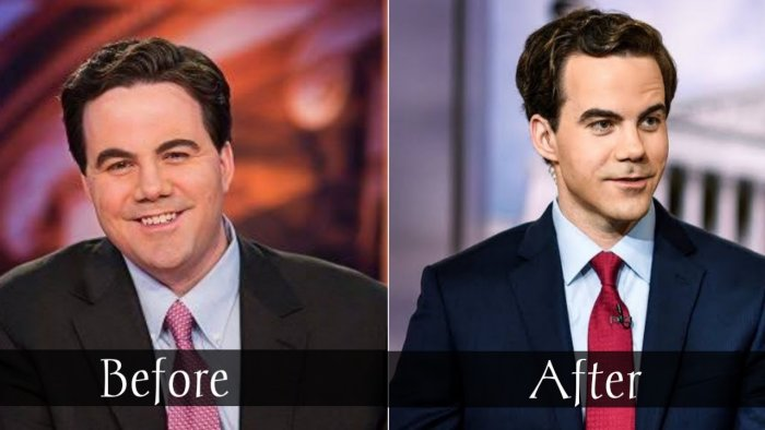 Robert Costa Before and After Weight Loss
