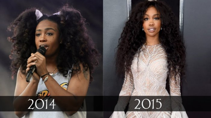 Sza After Her Weight Loss