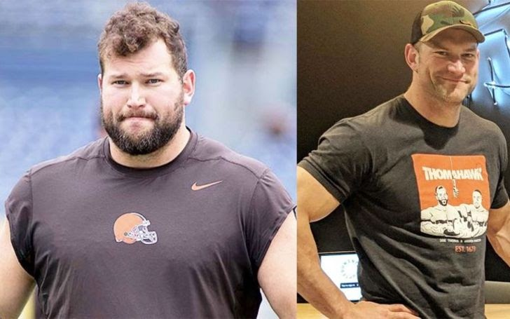 [Updated] Joe Thomas Weight Loss: Diet, Workout, Before & After [2021]
