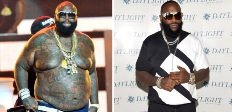 Rick Ross Weight Loss: Diet, Workout, Before & After [2021]