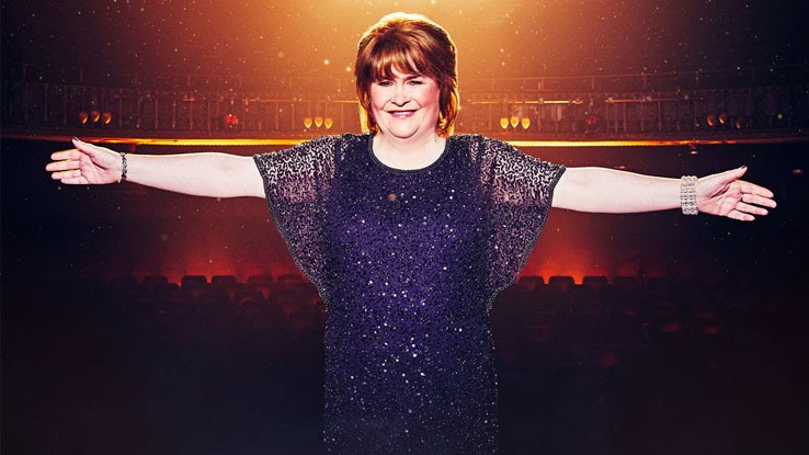 How Susan Boyle Lost Her Weight