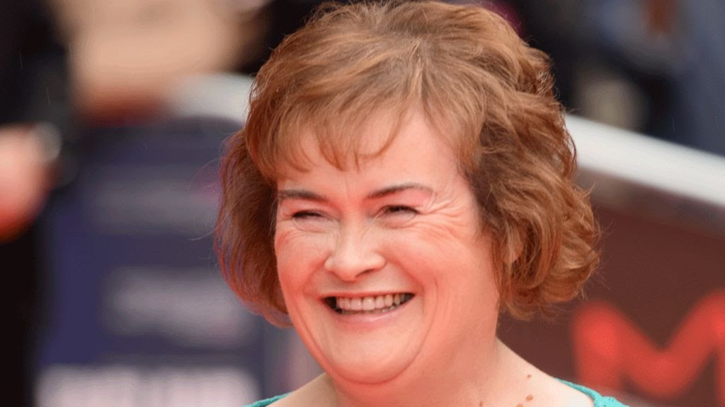 Susan Boyle Weight Loss Journey