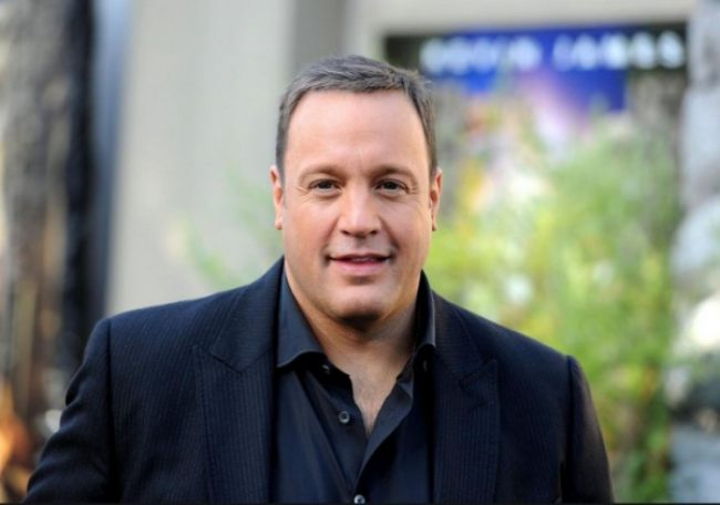 Kevin James after weight loss