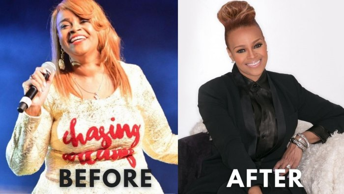 Karen Clark Before and After