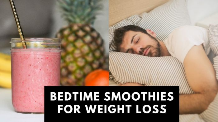 Bedtime Smoothies