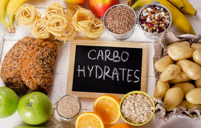 Carbohydrates for after surgery