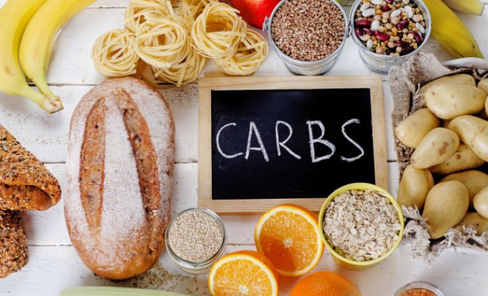 Carbohydrates food