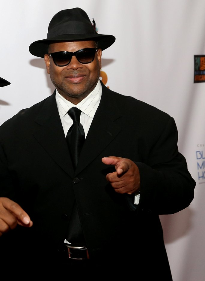 Jimmy Jam before weight loss