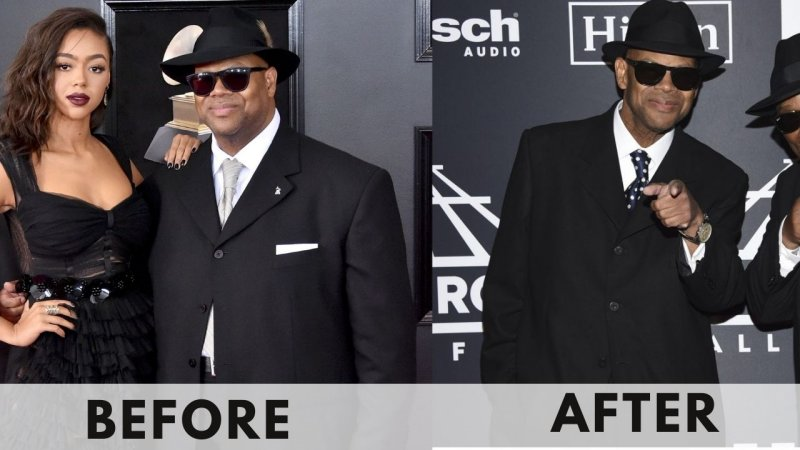 jimmy jam weight lose before and after