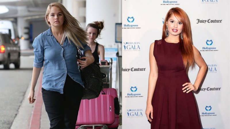 Debby Ryan before and after